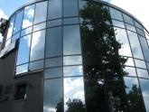 Зеркальная тонировка от 500 руб.м2.